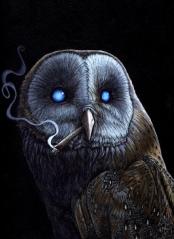 owl smoker